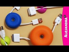 How to Hide Wires & Cables (Part 6 of 9 Home Office Organization Series) - YouTube