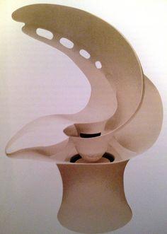 Colani - Loudspeaker shaped like the human ear