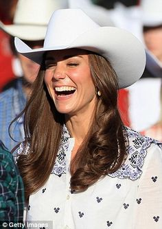 Canada Trip Day 7: Kate is enjoying being a cowgirl #katemiddleton, #royalcouple