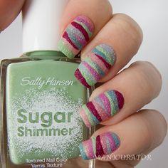 Sally Hansen Sugar Shimmers