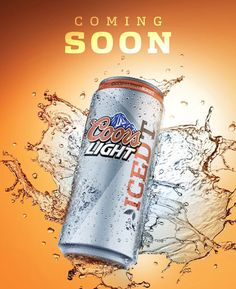 Coors Light Iced T, a caffeine-free iced tea-flavored beer, is the new offering from Molson Coors Brewing which will be in stores in April 2012. It has a 4% alcohol content and will be sold in aluminum cans.