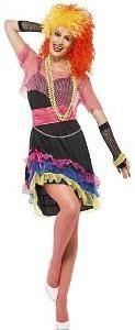 80s Fun Girl (Cyndi Lauper style) costume for adults