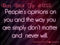 Boss Bitch Tips ♔1255