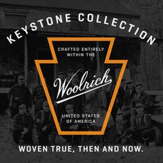 Designed By Ronnie - visualgraphic: Woolrich Keystone Collection