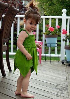 Fairy Romper: Tutorial