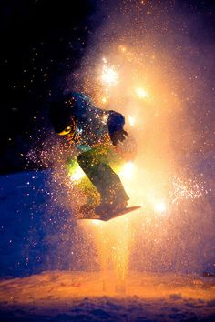 Snowboarding is my favorite