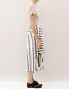 long short skirt