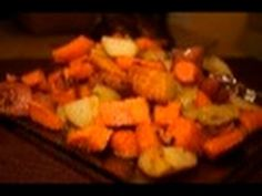 How to roast vegetables the right way