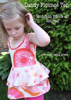 sew easy being green: tutorial