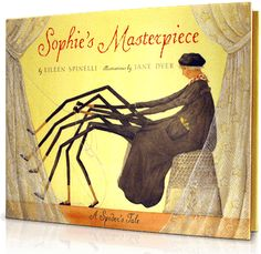 Sophie's Masterpiece, Written by: Eileen Spinelli | Read by: CCH Pounder. http://www.storylineonline.net/sophies-masterpiece/