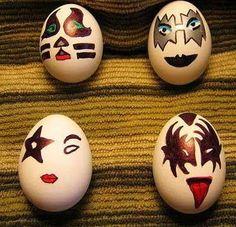 victoria secrets, a kiss, egg decorating, basket, gift cards, rock, easter eggs, hello kitty, kisses
