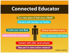 Become a connected educator