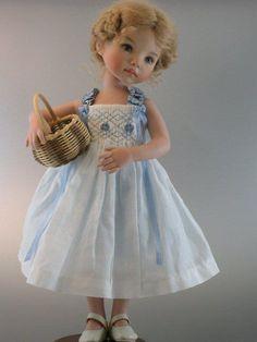 children doll, muñeca, blue, doll pattern, art doll, doll children, dianna effner, beauti doll, doll ii