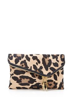 Debutante Asym Clutch by Henri Bendel on Gilt.com