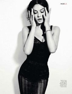 Monica Bellucci by Juan Aldabaldetrecu for #Elle #Spain, May 2013.