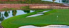 Dubai Golf - One & Only Royal Mirage