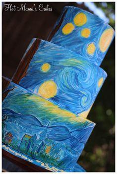 The Starry Night - Van Gogh