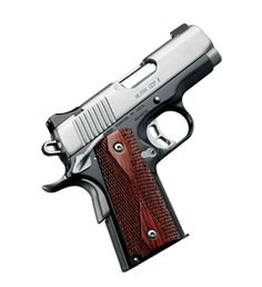 One of Kimber's finest concealed carry pistols