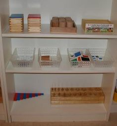 A Montessori Classroom At Home