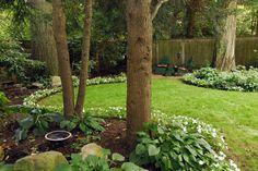 ... Healthy Lawn: Easy Backyard Design Landscaping Ideas – Nazagreen