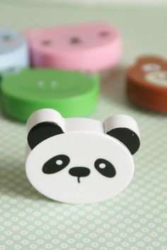 Panda Tape Measure $4