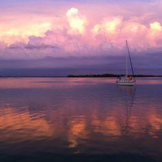 Longboat Key, Florida  beautiful island in the gulf near Sarasota...I yearn to go back there