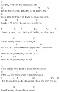 SCARS CHORDS by James Bay  UltimateGuitarCom