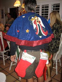 Creative Party Ideas by Cheryl: The Ultimate Tacky Christmas Sweater Party (Ugly Christmas Sweater Party)