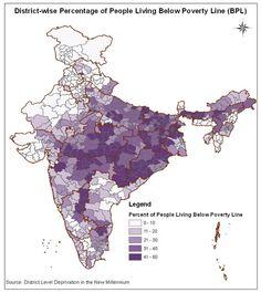 India poverty