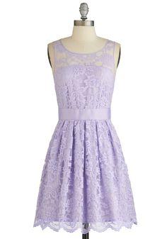 BB Dakota When the Night Comes Dress in Violet | Mod Retro Vintage Dresses | ModCloth.com