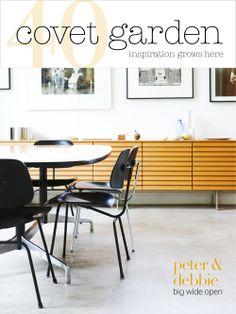 Covet Garden magazine december/2013 #lifestyle #decor #interior #design #monthly #free