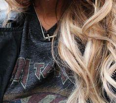 blonde & light brown