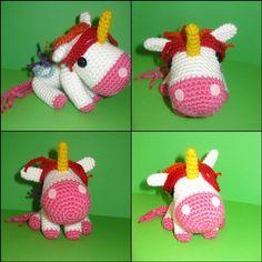 Shy Little Unicorn