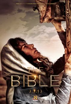 The Bible: Why I'll Be Watching the Burnett/Downey Miniseries