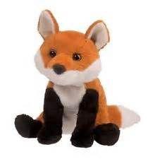 """Suzette Fox 6"""" Plush- $7.00"""