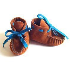 manimal baby moccasins