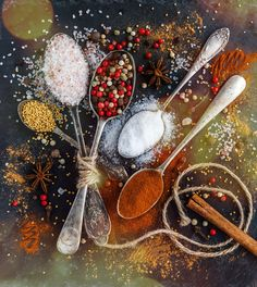 Spices: Culinary Mag