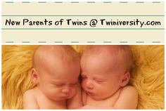 New Parents of Twins Board Cover