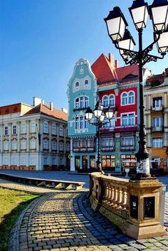 Timisoara, Romania - ✈ The World is Yours ✈