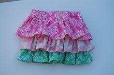 toddler ruffle skirt