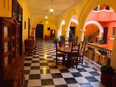 Hotel America Centro, Campeche