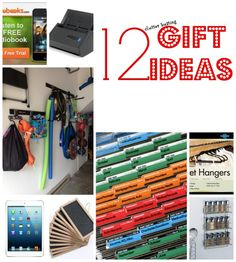 12 Clutter Busting Gift Ideas