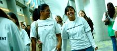 Girls For A Change (GFC) is a national organization that empowers girls to create social change. Young women design, lead, fund and implement social change projects that tackle issues girls face in their own neighborhoods.