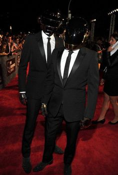 Daft Punk at 2013 MTV Video Music Awards