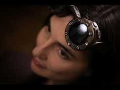 ▶ How To Make Steampunk Brass Goggles From Foam DIY Pattern Tutorial - YouTube