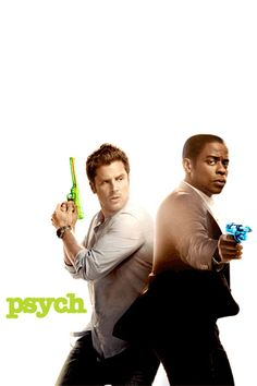 "Psych! ""You Know That's Right!""  I so love this show"