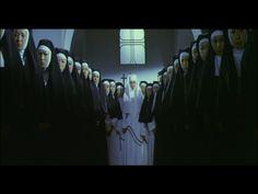 School Of The Holy Beast , 1974 +†+ #nuns #nunsploitation #movie #still #nun #habits #religious #iconography #School #of #the #Holy #Beast