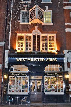 Westminster Arms from Charles Dawson on flickr
