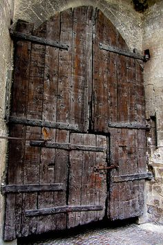 Great Old Door