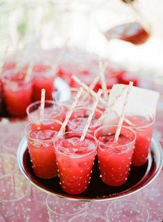 summer watermelon refresher